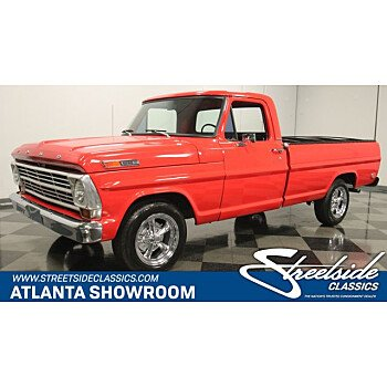 1969 Ford F100 for sale 101550290