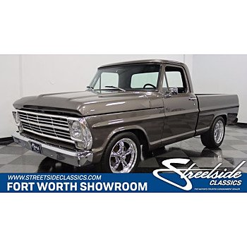 1969 Ford F100 for sale 101557072