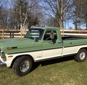 1969 Ford F250 for sale 100767109