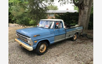1969 Ford F250 Camper Special for sale 101343811