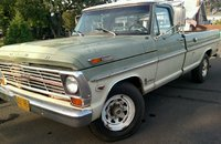 1969 Ford F250 Camper Special for sale 101345736