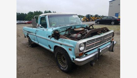 1969 Ford F250 for sale 101357932