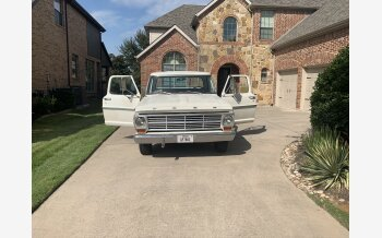 1969 Ford F250 Camper Special for sale 101375523