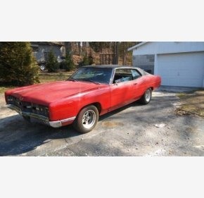 1969 Ford Galaxie for sale 100861632
