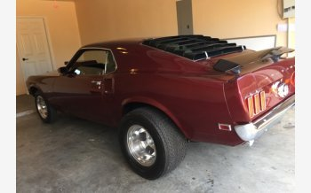1969 Ford Mustang for sale 100911140
