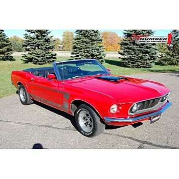 1969 Ford Mustang for sale 101046256