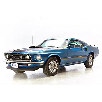 1969 Ford Mustang for sale 101050306