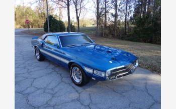 1969 Ford Mustang Shelby GT500 for sale 101091677