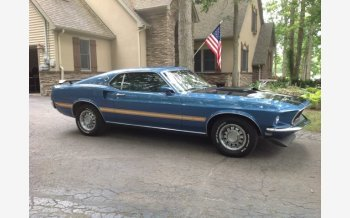1969 Ford Mustang Mach 1 Coupe for sale 101123243