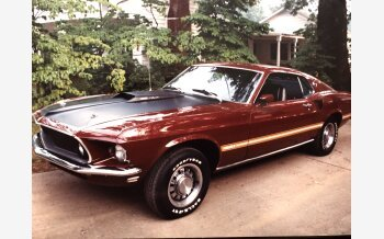 1969 Ford Mustang Mach 1 Coupe for sale 101173817