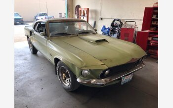 1969 Ford Mustang Fastback for sale 101190273