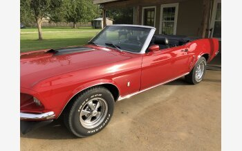 1969 Ford Mustang Convertible for sale 101215266