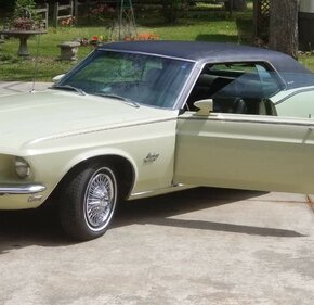 1969 Ford Mustang Coupe for sale 101328075