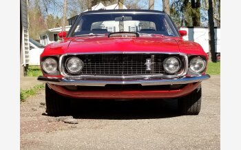 1969 Ford Mustang Coupe for sale 101343948