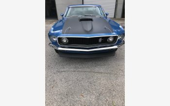 1969 Ford Mustang Mach 1 Coupe for sale 101025310