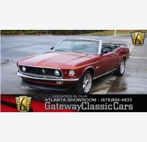 1969 Ford Mustang For 101072685