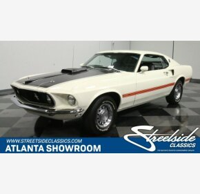 1969 Ford Mustang for sale 101186334