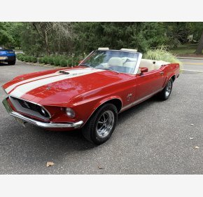 1969 Ford Mustang Cobra Convertible for sale 101193343