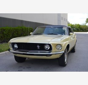 1969 Ford Mustang for sale 101235607