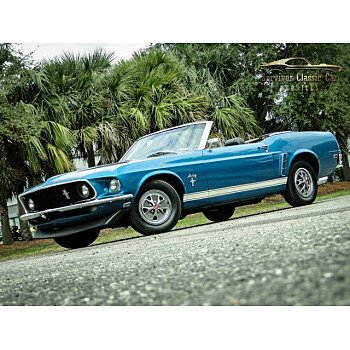 1969 Ford Mustang for sale 101277847