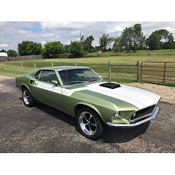 1969 Ford Mustang Fastback for sale 101282420