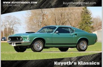 1969 Ford Mustang Fastback for sale 101292019