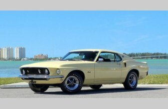1969 Ford Mustang Fastback for sale 101298721