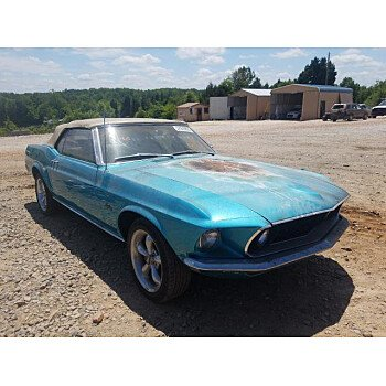 1969 Ford Mustang for sale 101354452
