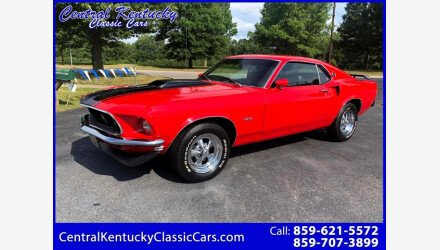 1969 Ford Mustang Fastback for sale 101355402