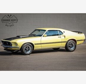 1969 Ford Mustang for sale 101384371