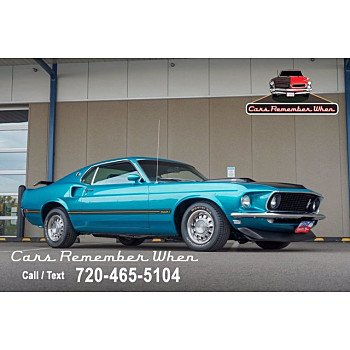 1969 Ford Mustang for sale 101408337