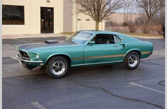 1969 Ford Mustang Mach 1 Coupe for sale 101429256