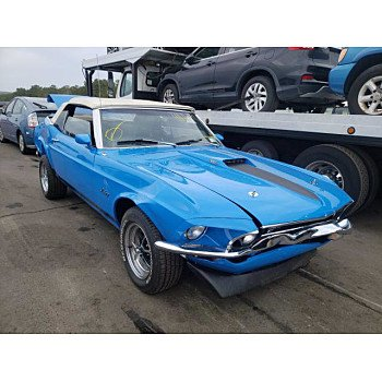1969 Ford Mustang for sale 101502461