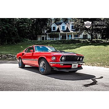 1969 Ford Mustang for sale 101589663