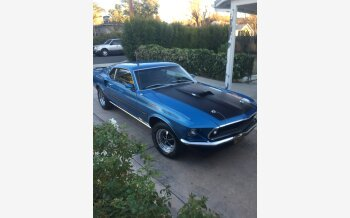 1969 Ford Mustang Mach 1 Coupe for sale 101608555