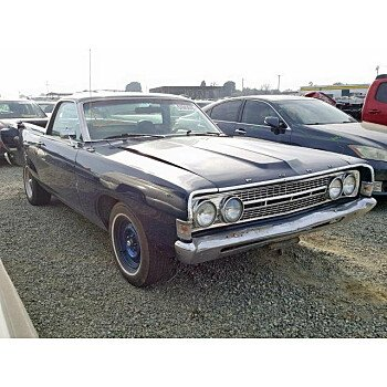 1969 Ford Ranchero for sale 101103887