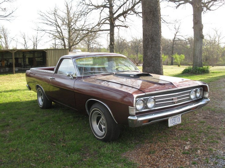 1969 Ford Ranchero for sale 101536103