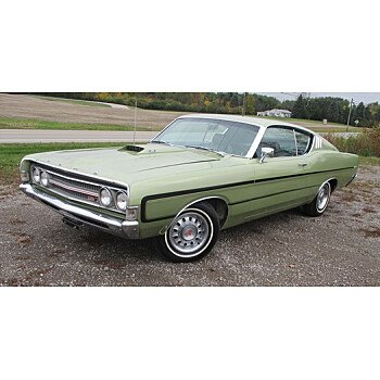 1969 Ford Torino for sale 101438236