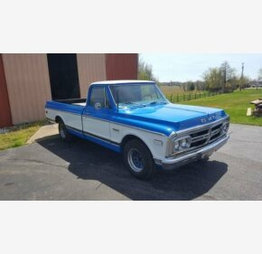 1969 GMC C/K 1500 for sale 100884930