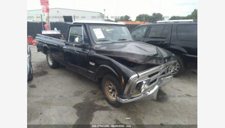 1969 GMC C/K 1500 for sale 101347174