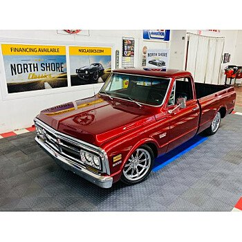 1969 GMC Pickup for sale 101309201