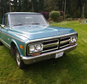 1969 GMC Pickup for sale 101398585