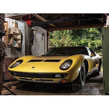 1969 Lamborghini Miura for sale 101200252