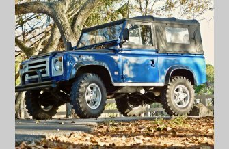 1969 Land Rover Series II for sale 101099941
