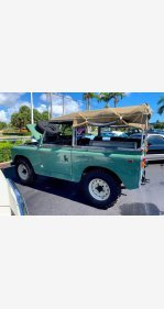 1969 Land Rover Series II for sale 101405286