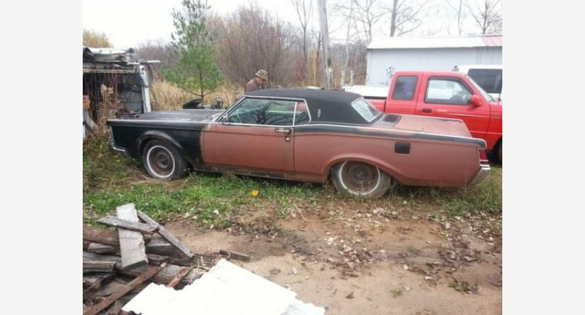 1969 Lincoln Continental For Sale Near Cadillac Michigan 49601