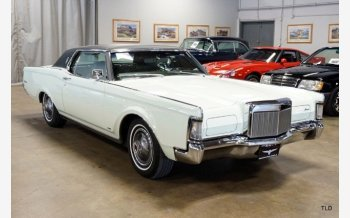 1969 Lincoln Continental for sale 101065204