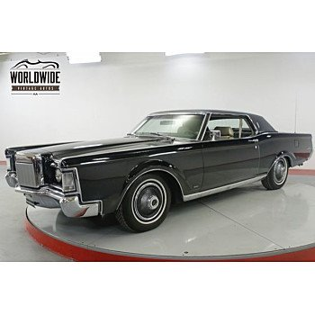 1969 Lincoln Continental for sale 101119095