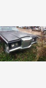 1969 Lincoln Continental for sale 100824900