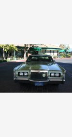 1969 Lincoln Continental Signature for sale 101050482